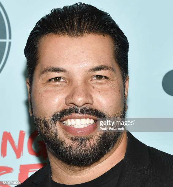 Sal Velez Jr attends the 12th Annual NBCUniversal Short Film Festival Finale Screening at Directors Guild Of America on October 18 2017 in Los...