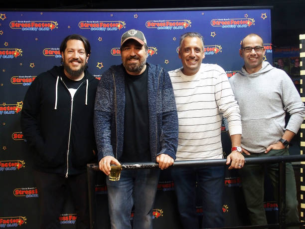 NJ: The Tenderloins Podcast Show