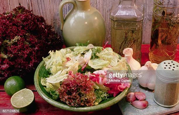 Salad and Salad Dressing Ingredients