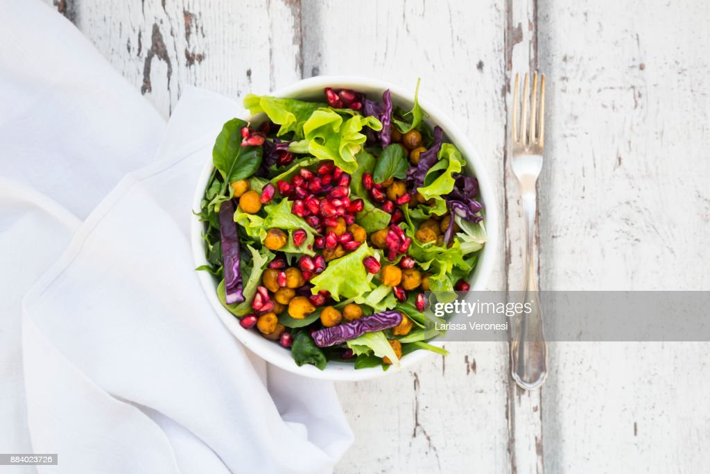 Salad Bowl : Stock-Foto