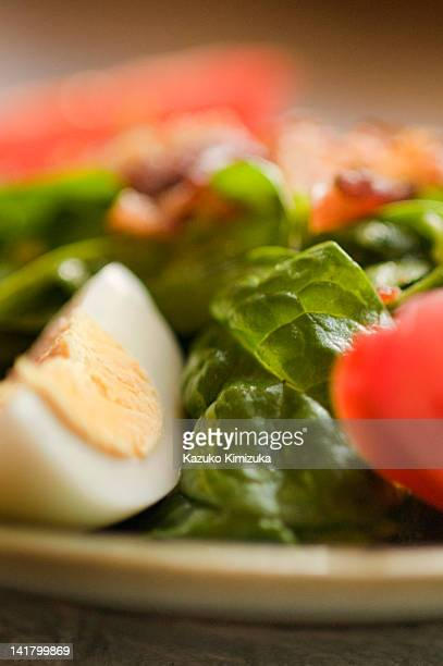salad - kazuko kimizuka stock pictures, royalty-free photos & images