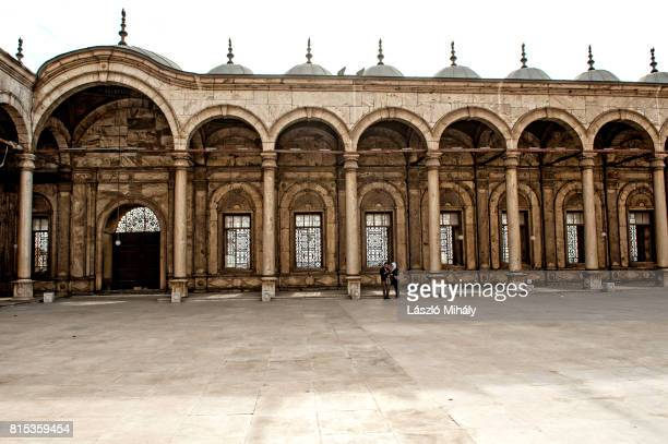 salah el din citadel in cairo,  egypt - namaz stock pictures, royalty-free photos & images