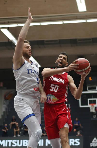 DEU: Italy v Tunisia - Basketball Supercup