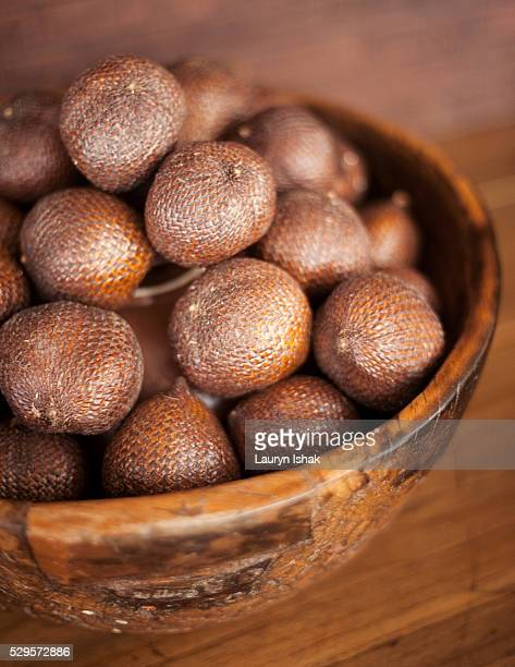Salak fruit native to Bali