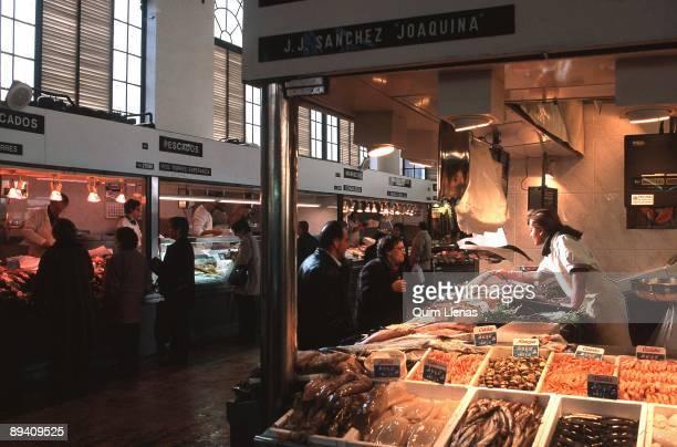 Salamanca Human Heritage Main Market