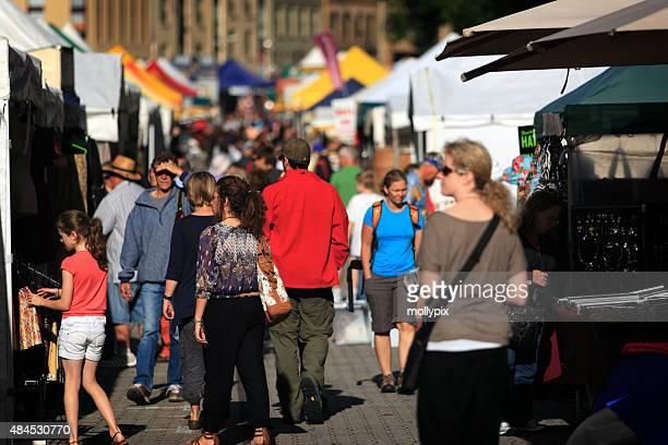 Salamanca Market, Hobart, Tasmania, Australia