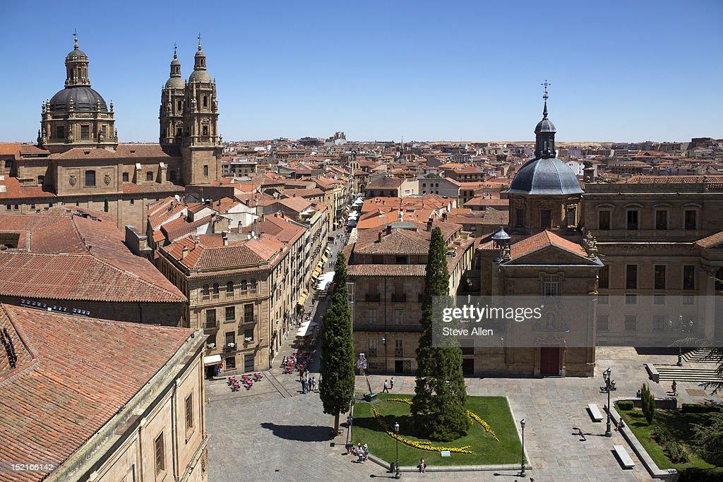 Salamanca - Spain : Stock Photo