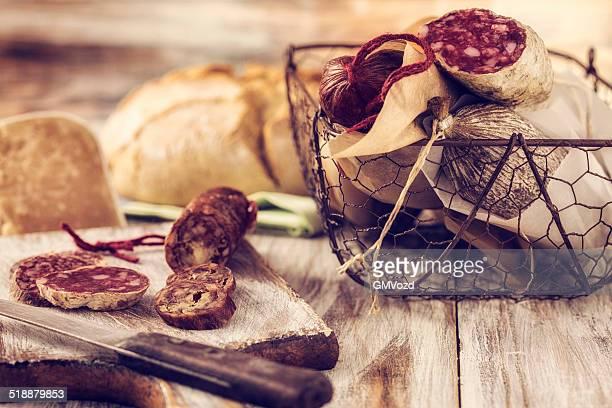Salami and Sausages