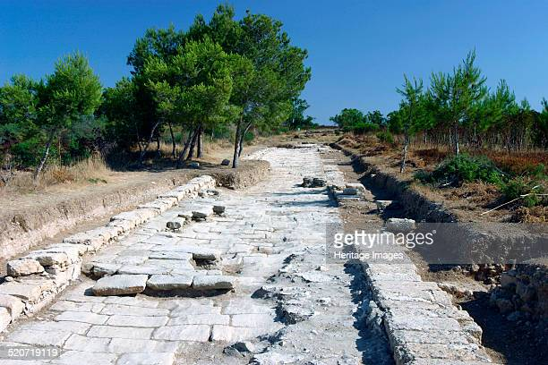 Salamis, North Cyprus. Archaeologists have found remains at Salamis dating back to the 11th century BC. Evidence of Phoenician and Assyrian...