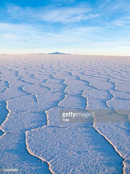 salar de uyuni - salt flats in bolivia - salt flat stock pictures, royalty-free photos & images