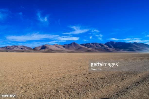 Salar de Uyuni Salzsee in Bolivien
