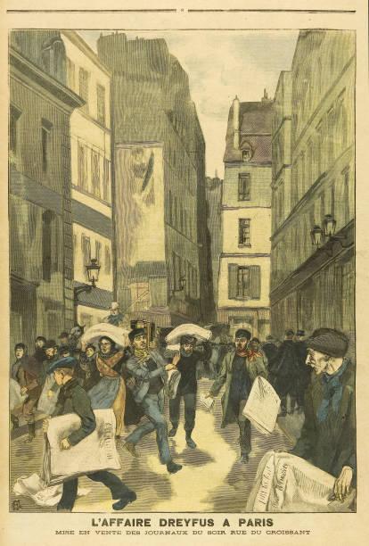 Dreyfus Affair news, 10 September 1899. Pictures | Getty Images