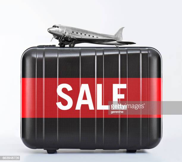 sale on flight expenses