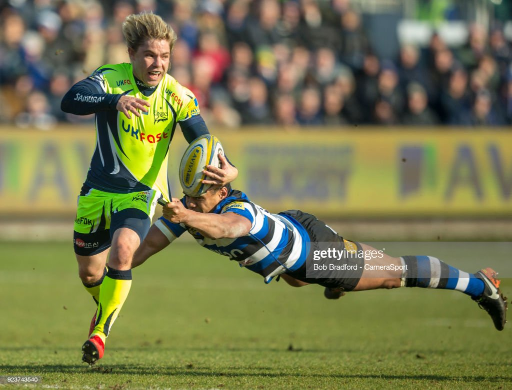 Bath Rugby v Sale Sharks - Aviva Premiership