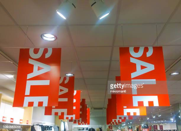 sale sign, discount sale - reduction stock pictures, royalty-free photos & images