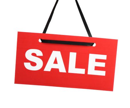 Sale tag 185009333