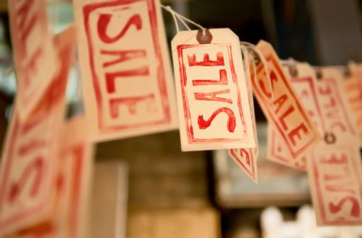 Sale tags 103951336