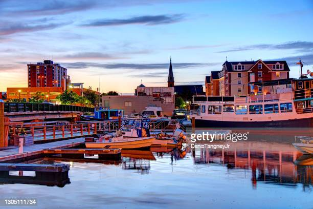 salem harbor - massachusetts stock pictures, royalty-free photos & images