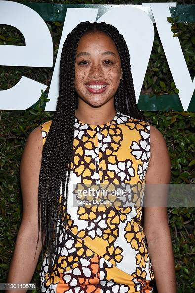 Salem Mitchell Attends Teen Vogue's Young Hollywood Party
