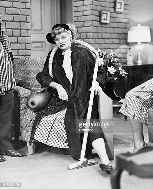 """Sales Resistance"""" is the name of this I Love Lucy episode, in which Ricky insists that Lucy get rid of a vacuum she bought from a door-to-door..."""