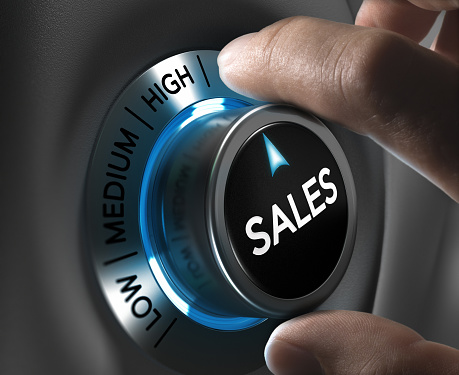 Sales Strategy Concept Image 523634473