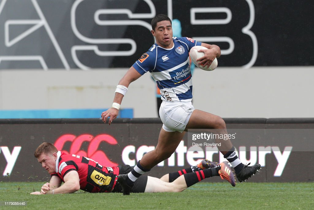 Mitre 10 Cup Rd 5 - Auckland v Canterbury : News Photo