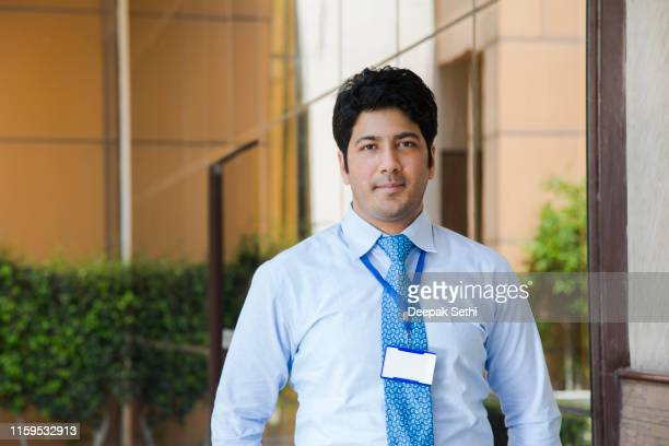 salesman - stock images - identity card stock pictures, royalty-free photos & images