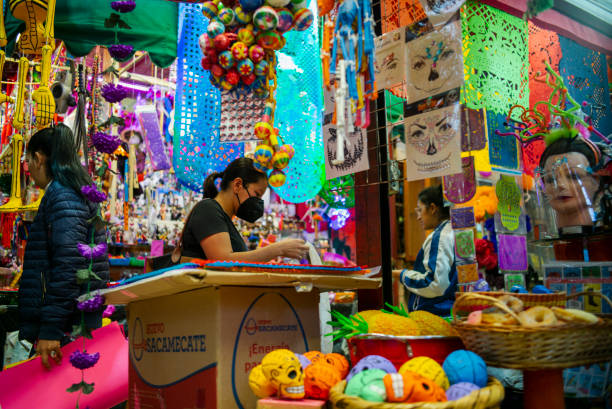 MEX: Mexicans Prepare for Day of the Dead Amid Coronavirus Pandemic