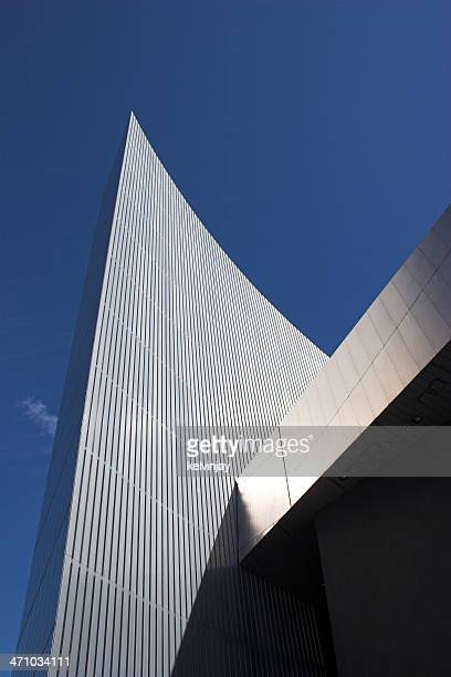 salford quays imperial war museum - salford stock pictures, royalty-free photos & images