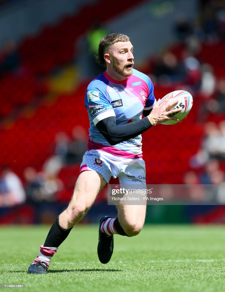 Salford Red Devils v Hull KR - Dacia Magic Weekend - Anfield : News Photo