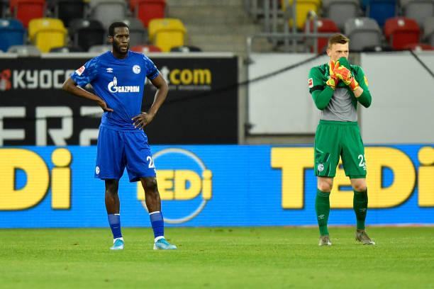 DEU: Fortuna Duesseldorf v FC Schalke 04 - Bundesliga