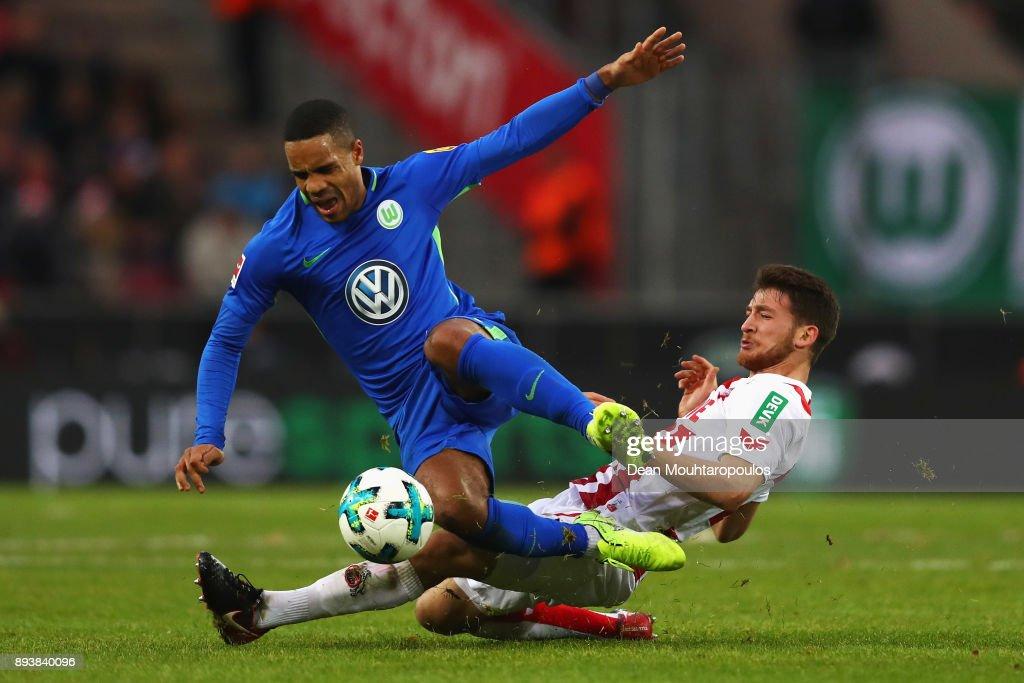 1. FC Koeln v VfL Wolfsburg - Bundesliga