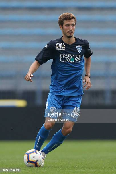 Salih Ucan of Empoli FC in action during the friendly match between Empoli FC and Empoli FC U19 on October 11 2018 in Empoli Italy