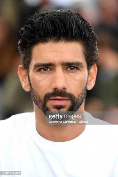Salim Kechiouche attends the Mektoub My Love Intermezzo Press Conference during the 72nd annual Cannes Film Festival on May 24 2019 in Cannes France