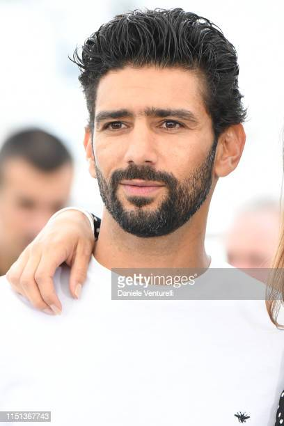 Salim Kechiouche attends thephotocall for Mektoub My Love Intermezzo during the 72nd annual Cannes Film Festival on May 24 2019 in Cannes France