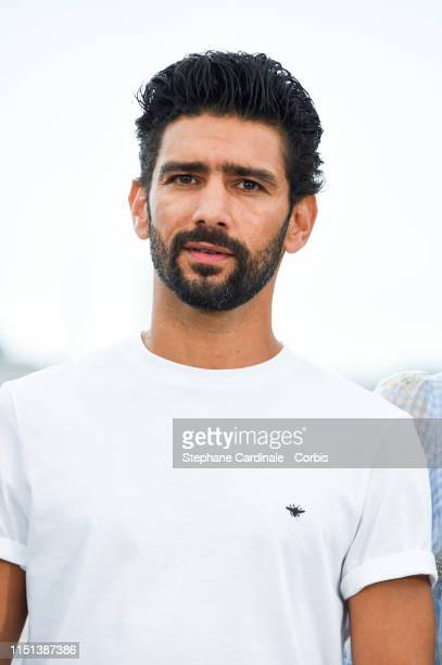 Salim Kechiouche attends the photocall for Mektoub My Love Intermezzo during the 72nd annual Cannes Film Festival on May 24 2019 in Cannes France