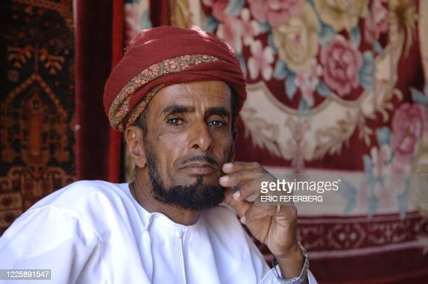 Salim Sahid Kharbosh Al-Wahibi, the Bedouin guide for the crew of La Boudeuse, a three-masted schooner ship captained by French explorer Patrice...