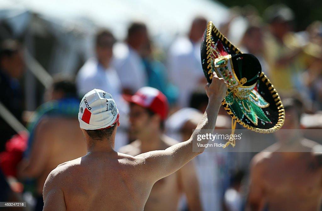 15th FINA World Masters Championships - Day 5 : News Photo
