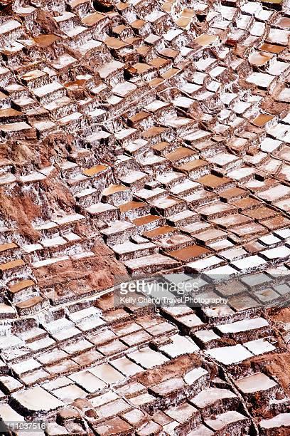 Salinas, the Inca salt mines
