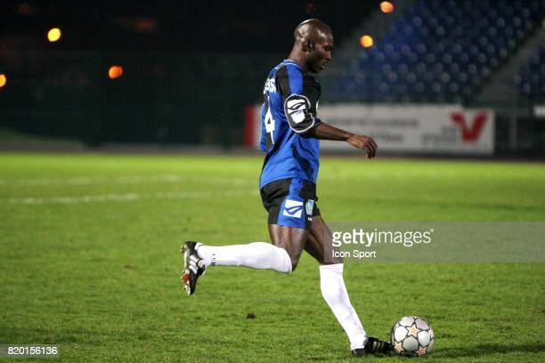 Saliou LASSISSI Entente SSG / Martigues 22e journee de national