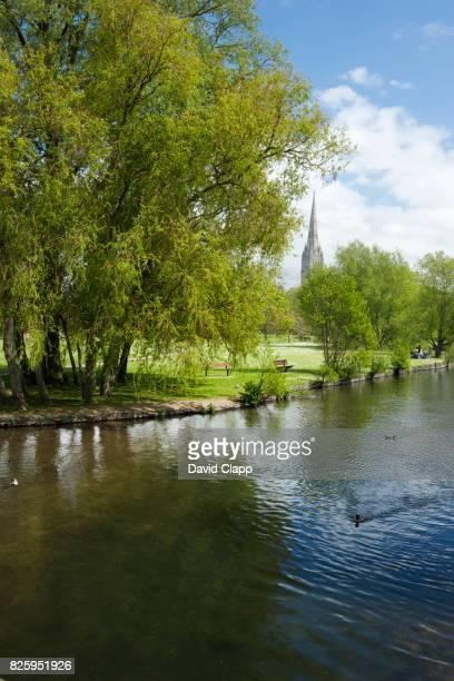Salisbury Cathedral, Salisbury, Wiltshire, England
