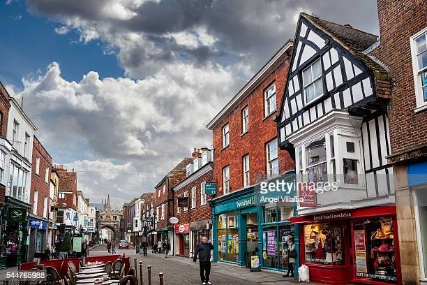 Salisbury, High St