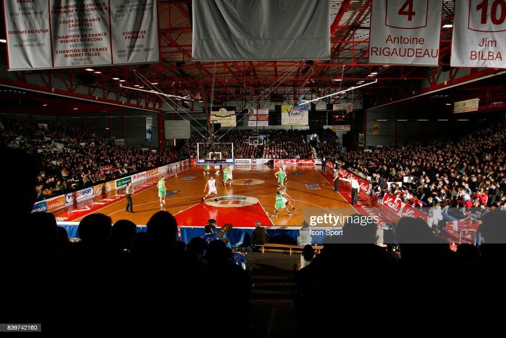 Salle De La Meilleraie Cholet Vichy 13eme Journee De Pro A