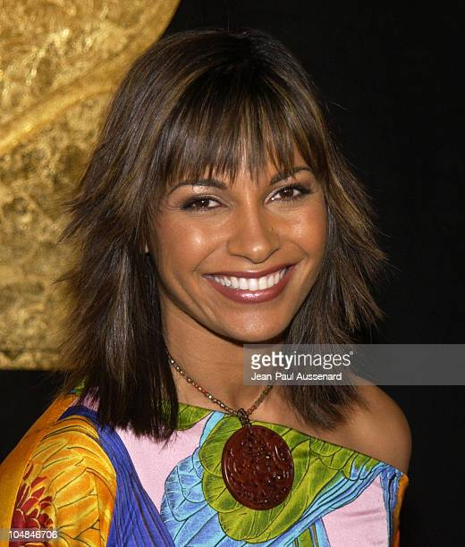 Salli Richardson during NBC AllStar Winter Party at Bliss in Los Angeles California United States