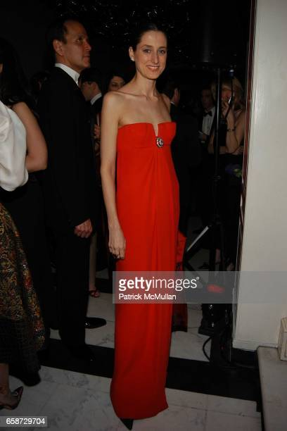 Sally Albemarle attends The Winter Ball hosted by the Director's Council of the Museum of the City of New York at the Museum of the City of New York...