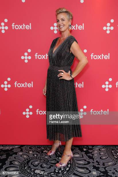 Sally Bloomfield during a Real Housewives of Melbourne Season 4 Media Opportunity on November 22 2017 in Sydney Australia