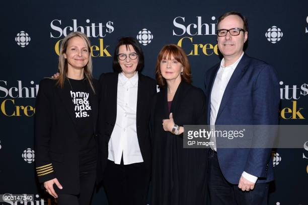 Sally Catto General Manager Programming CBC Heather Conway Executive VicePresident English Services CBC Bonnie Brownlee Executive Director...