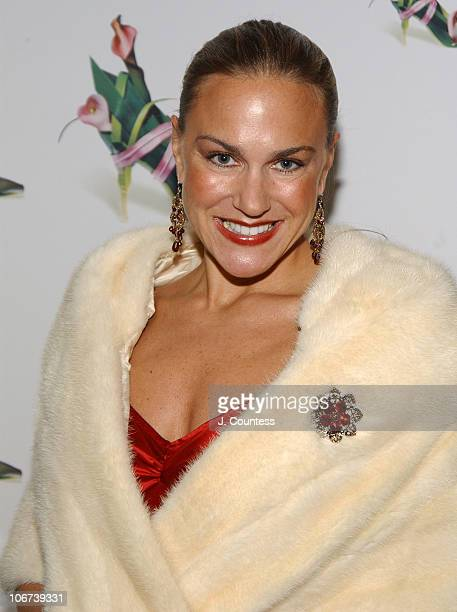 Sally Combs of Birkenstock during 11th Annual QVC FFany Shoes on Sale Benefiting Breast Cancer Research and Education - Inside at Hammerstein...