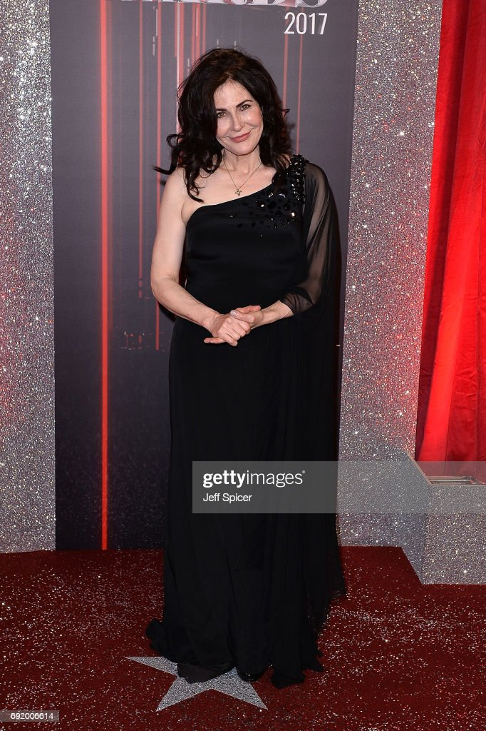 Sally Dexter attends The British Soap Awards at The Lowry Theatre on June 3, 2017 in Manchester, England. The Soap Awards will be aired on June 6 on ITV at 8pm.