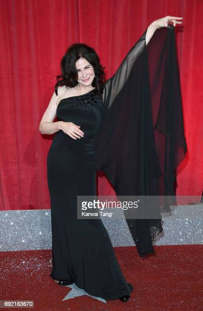 Sally Dexter attends the British Soap Awards at The Lowry Theatre on June 3 2017 in Manchester England
